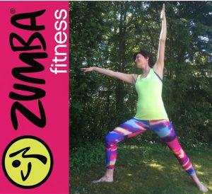 Zumba und Gymnastik